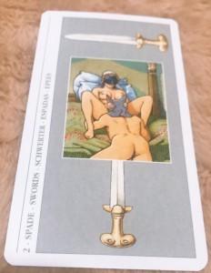 精子カード