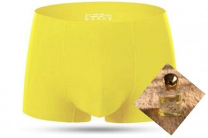 黄色パンツ×大腸